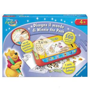 Disegna il Mondo di Winnie The Pooh | Massa Giocattoli