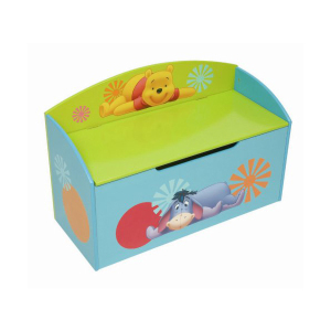 Disney Winnie the Pooh Toy Box | Massa Giocattoli