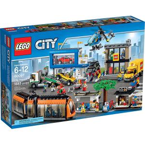 Lego City 60097 Piazza della Città | Massa Giocattoli