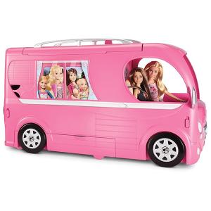 Camper Barbie Tre Piani CJT42 | Massa Giocattoli