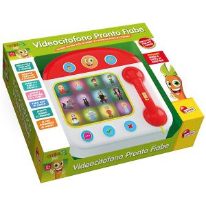 Carotina Baby Videocitofono Pronto Fiabe | Massa Giocattoli