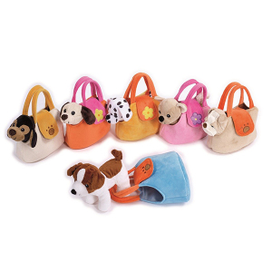 Lelly Pet Bag Dog Venturelli | Massa Giocattoli