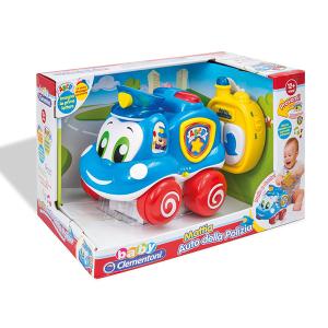 Mattia Auto della Polizia Clementoni | Massa Giocattoli