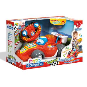 Eugenio Gran Premio Clementoni | Massa Giocattoli