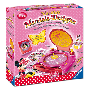 Mandala Machine Minnie Mouse | Massa Giocattoli