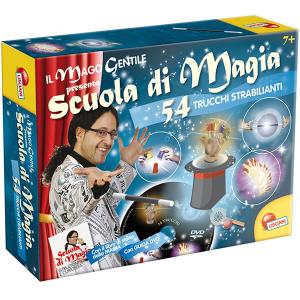 Scuola di Magia 54 Trucchi | Massa Giocattoli