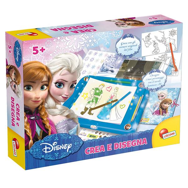 Tavolino Educativo Frozen.Tavolino Educativo Frozen Massa Giocattoli