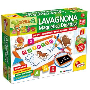 Carotina Lavagnona Magnetica Didattica | Massa Giocattoli