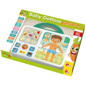 Carotina Baby Dottore Lisciani | Massa Giocattoli