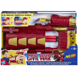 Armatura Iron Man Deluxe Civil War | Massa Giocattoli
