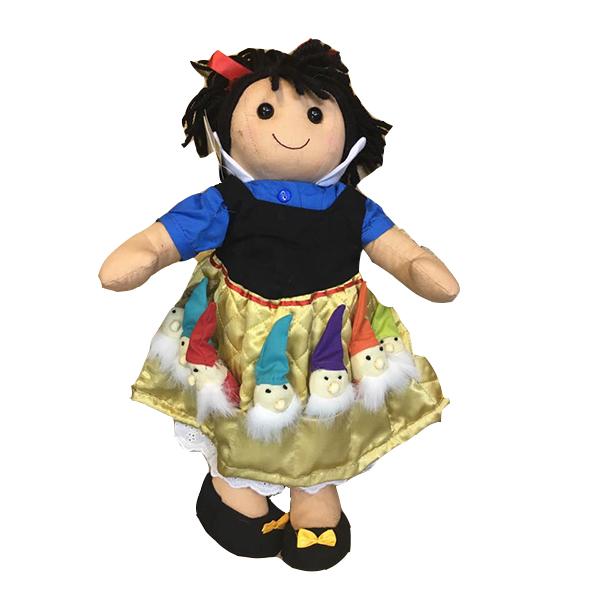 bambola biancaneve