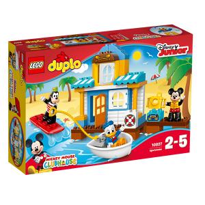 Lego Duplo 10827 La Casa sulla Spiaggia di Topolino | Massa Giocattoli