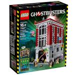 Lego Ghostbusters 75827 Caserma dei Vigili del Fuoco