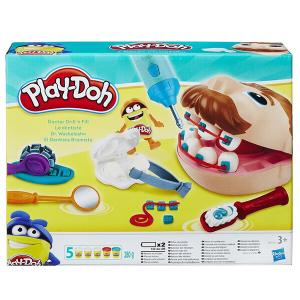 Play-Doh Dottor Trapanino Hasbro | Massa Giocattoli