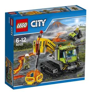 Lego City 60122 Cingolato Vulcanico | Massa Giocattoli