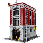 Lego Ghostbusters 75827 Caserma dei Vigili del Fuoco | Massa Giocattoli