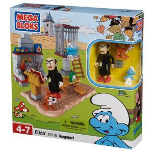 Mega Bloks Gargamella 10718 | Massa Giocattoli
