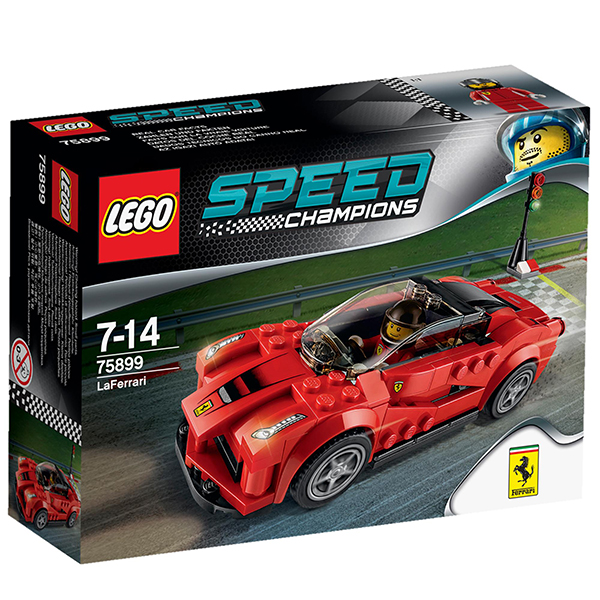 lego speed champions 75899 la ferrari massa giocattoli. Black Bedroom Furniture Sets. Home Design Ideas