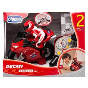 Chicco Moto Ducati 1198 Rc | Massa Giocattoli