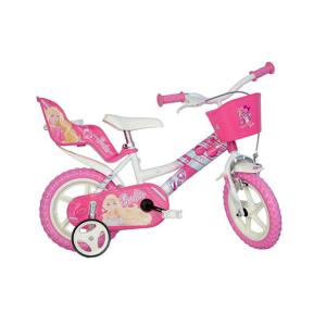 Bicicletta Barbie 12'' Dino Bikes | Massa Giocattoli