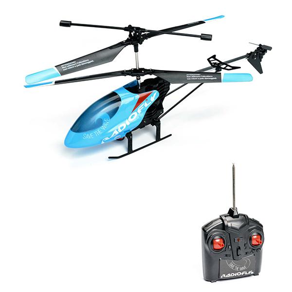 Elicottero Radiofly : Elicottero ocean ranger radiofly rc massa giocattoli