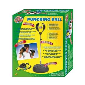 Punching Ball Con Pedana Sun & Sport | Massa Giocattoli