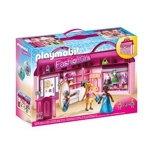 Boutique Portatile 6862 Playmobil | Massa Giocattoli