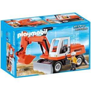 Playmobil 6860 Escavatore Meccanico | Massa Giocattoli