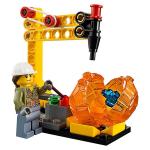 Lego City 60123 Elicottero dei Rifornimenti Vulcanico | Massa Giocattoli