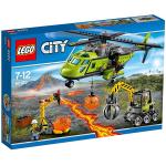 Lego City 60123 Elicottero dei Rifornimenti Vulcanico
