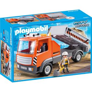 Playmobil 6861 Camion Cassone Ribaltabile | Massa Giocattoli