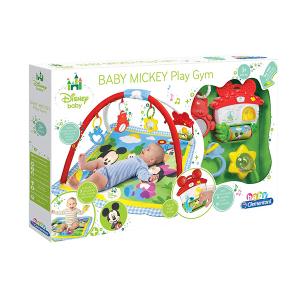 Baby Mickey Morbida Palestra Clementoni | Massa Giocattoli