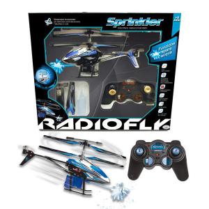 Elicottero Radiofly Sprinkler Spara Acqua | Massa Giocattoli
