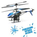 Elicottero Radiofly Sprinkler Spara Acqua   Massa Giocattoli
