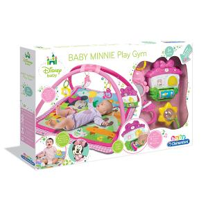 Baby Minnie Morbida Palestra Clementoni | Massa Giocattoli