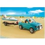 Playmobil 6864 Surfisti Con Pick Up e Motoscafo | Massa Giocattoli