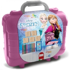 Frozen Set Attività Disegno | Massa Giocattoli
