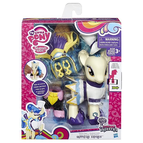 wholesale dealer 42df0 0d9eb Sapphire Shores Fashion Style My Little Pony