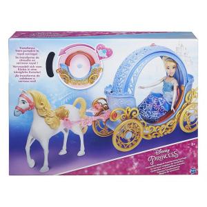 Carrozza Cenerentola Trasformabile Disney Princess | Massa Giocattoli