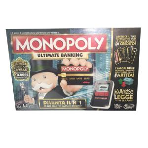 Monopoly Ultimate Banking Hasbro | Massa Giocattoli