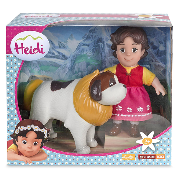 Heidi Nebbia Personaggi