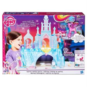 Castello Di Cristallo My Little Pony   Massa Giocattoli