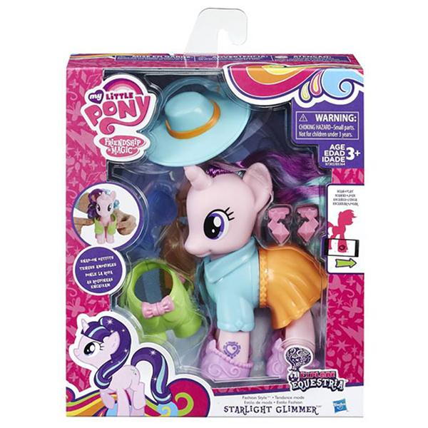 Starlight Glimmer Fashion Style My Little Pony Massa Giocattoli