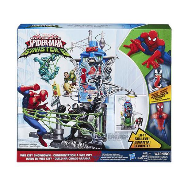 lego spiderman daily bugle showdown instructions