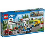 Lego City 60132 Stazione di Servizio