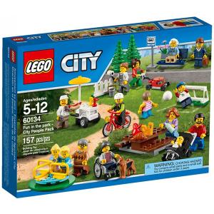Lego City 60134 Divertimento al Parco | Massa Giocattoli