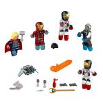 Lego Super Heroes 76038 Attacco Alla Torre Degli Avengers | Massa Giocattoli