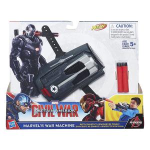 Marvel War Machine Battle Gauntlet | Massa Giocattoli