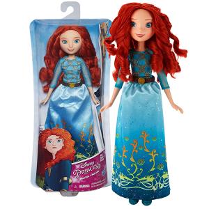 Bambola Merida Disney Princess | Massa Giocattoli