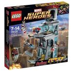 Lego Super Heroes 76038 Attacco Alla Torre Degli Avengers
